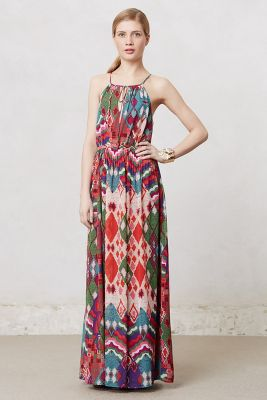 Anthropologie Tarana Maxi