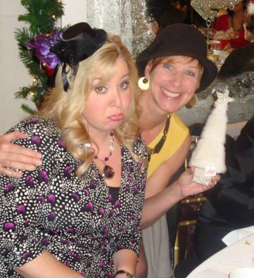 Carolyn Rovner steals from Carrie LaShell