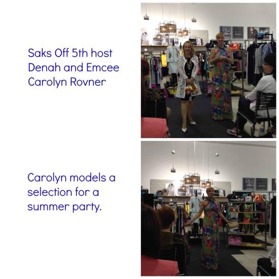 Denah and Carolyn