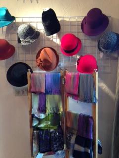 Hats Scarves Image Studio